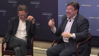 Ian Bremmer & Tom Nichols: Air Travel, Education, & Paternalism