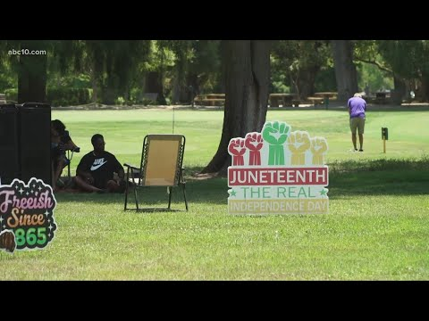 Events across Southern California commemorate Juneteenth