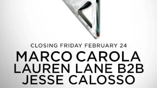 Marco Carola Live Music On Amnesia Ibiza Closing Friday 24 February 2017 Mixed By Jose Vaso