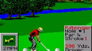 PGA Tour Golf II  ~ Sega Game Gear