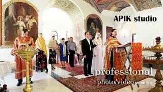 Съемка венчания в Москве
