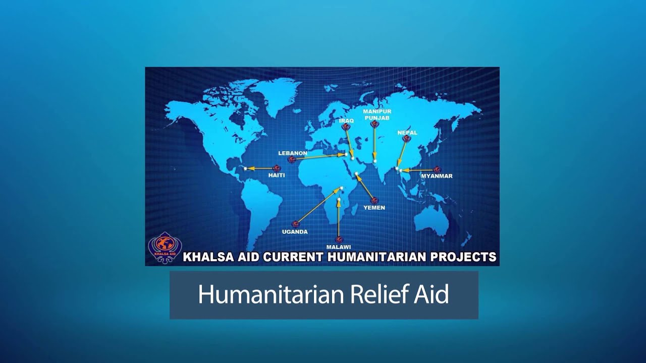 how to join khalsa aid