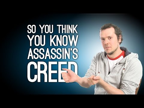 Assassin's Creed Quiz: So You Think You Know Assassin's Creed?