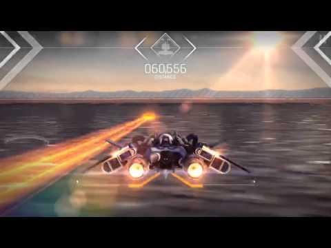 Breakneck IOS gameplay run 1