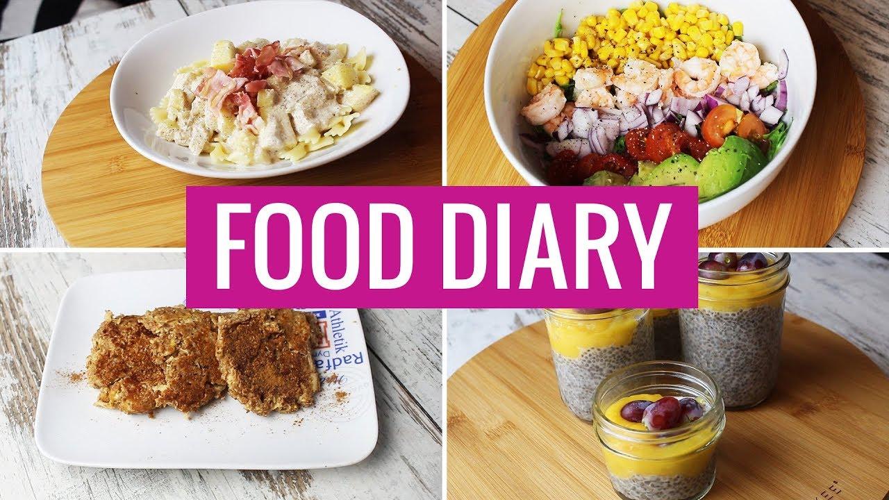 FIT Food Diary – zdrowe posiłki | Codziennie Fit