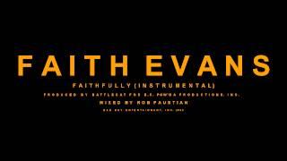 Faith Evans - Faithfully ( Instrumental )