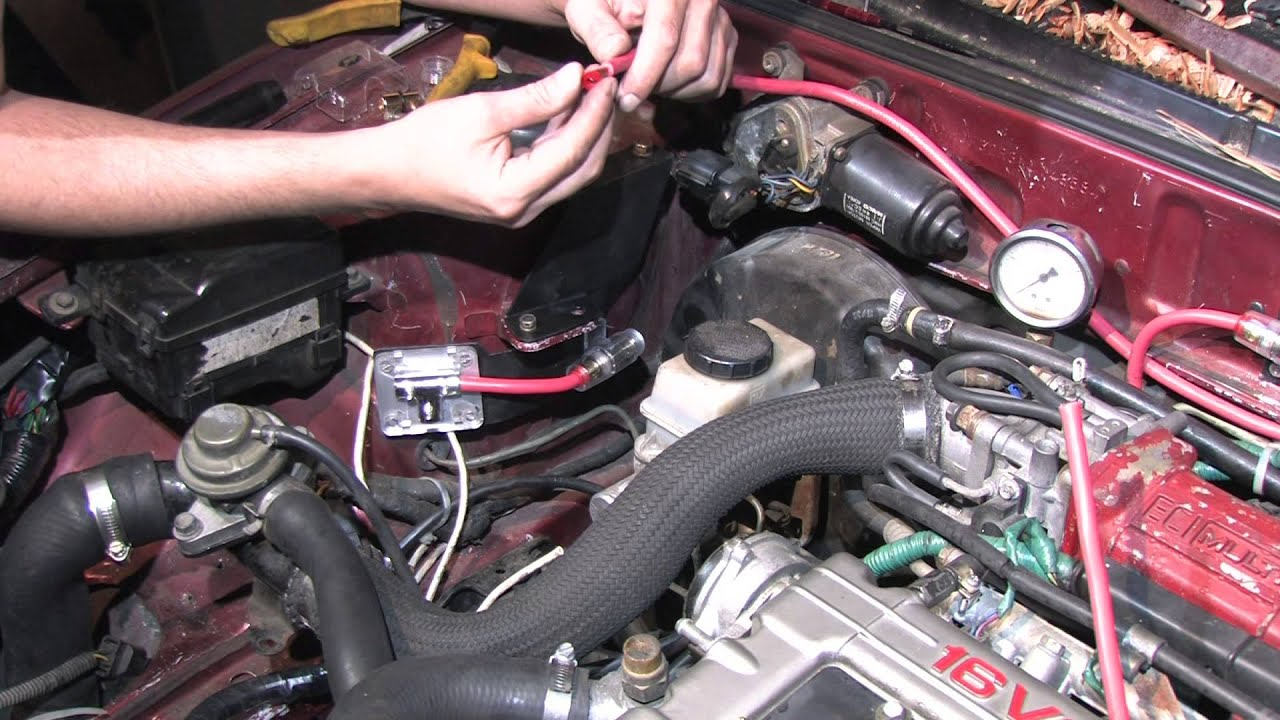 medium resolution of hyundai alternator rewire
