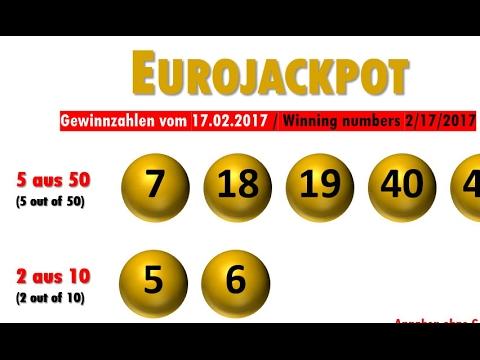 Eurojackpot Ziehung Freitag
