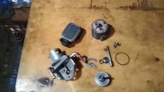 Опель Зафира ремонт клапана егр часть 1.