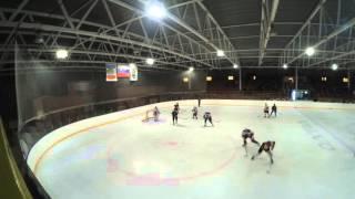 Хоккей. Хвастовичи - Обнинск. 3 период