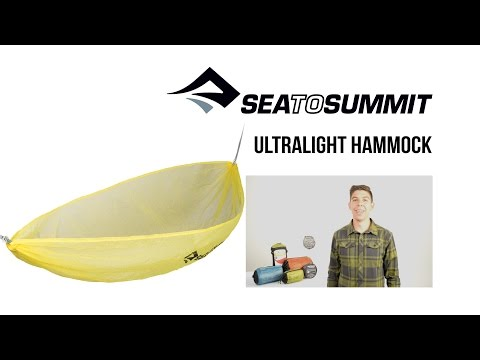 Sea to Summit Ultralight Hammock