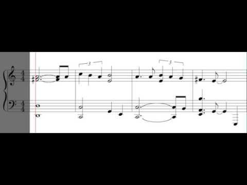 Gregorian Psalm Tone Mode VII - mix