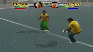 Urban FreeStyle Soccer - Jah Warriors vs StreetBallers - Gameplay HD PC