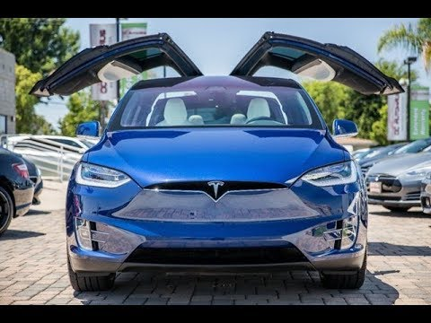 2018 tesla model x 100d awd suv review youtube. Black Bedroom Furniture Sets. Home Design Ideas