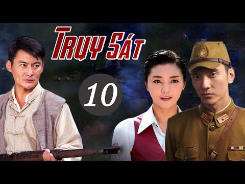 Xem phim Truy sát - TRUY SÁT TẬP 10 - Siêu Phẩm Kháng Nhật Hay Nhất Mọi Thời Đại (Thuyết Minh)