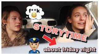 Von Polizei angehalten OHNE FÜHRERSCHEIN... - Friday Night  STORYTIME | Einfach Marci