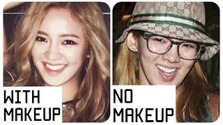 SNSD No Makeup Ranking (NEW) HD - Stafaband