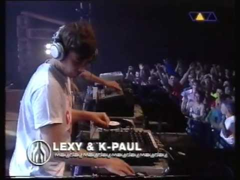 Lexy & K-Paul @ Mayday 2001 10IN01