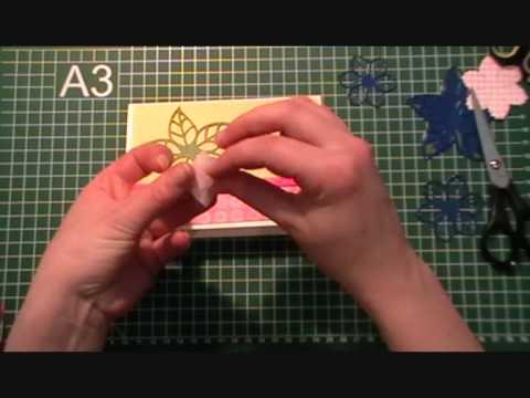 Kreatief Kaarten Maken Met Creatables Youtube