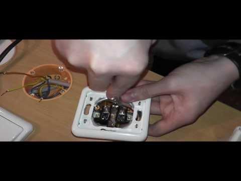 Elektroinstallation Teil 3 Eine Zweite Steckdose Anschließen