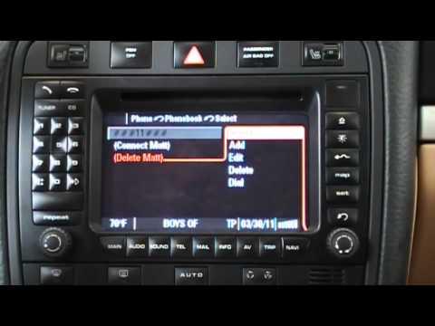 mObridge iPod and Bluetooth for your Porsche - mObridge UK