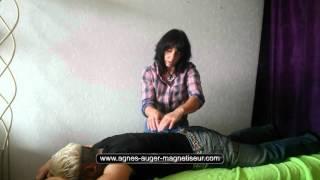 Traitement en Magnétisme pour des douleurs dorsales et lombaires.