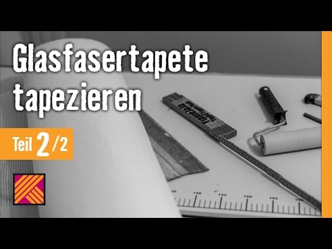 Version 2013 glasfasertapete tapezieren kapitel 2 tapete anbringen youtube - Youtube tapezieren ...