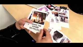Sara & Arash - Kommer oss imellom (lyrics-video)