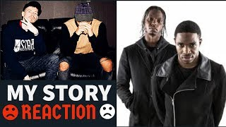 Krept & Konan - My Story (Official Video) Reaction