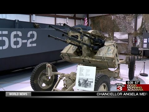 GMA on the Road: Louisiana Military Hall of Fame and Museum