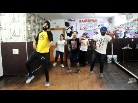 JIMMY CHOO CHOO (Bhangra Dance) Guri Ft Ikka | Choreography Dansation Dance Studio 9888892718