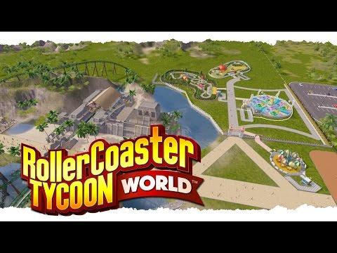 ROLLERCOASTER TYCOON WORLD » Kindergarten « Gameplay Deutsch/German