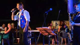 Sax Appeal at Miraflores at Camping Los Gallardos