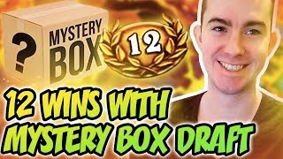 12 Wins With Mystery Box Draft