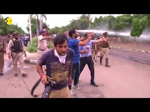 After Gurmeet Ram Rahim found guilty, violence erupted in Panchkula