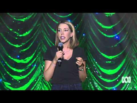 Katherine Ryan  2015 Comedy Up Late on ABC Ep1
