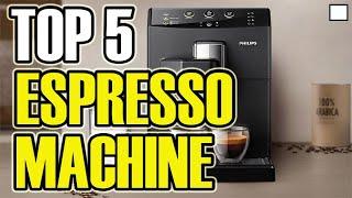 ✅ 2020 Top 5 Best Espresso Mac…