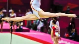 Sandra Izbasa of Romania wins Olympic gold medal in womens vault 2