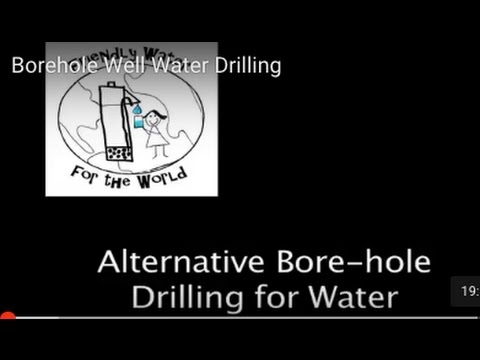 Borehole Well Water Drilling