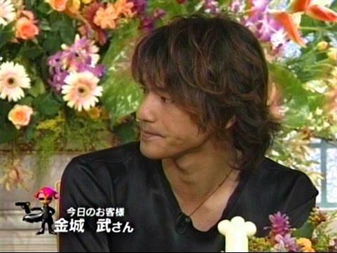 金城武 in  ビストロSMAP for Returner ENGSub; Bistro Smap Takeshi Kaneshiro  for Returner
