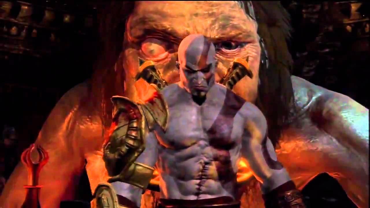 Dios De La Guerra God Of War 3 Movie Hd Sub Español Part 13