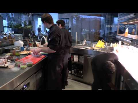 Service at the 2 Michelin star &samhoud places in Amsterdam