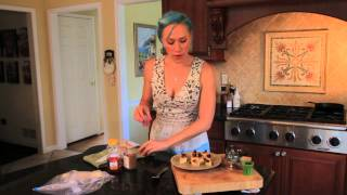 Frozen Banana, Honey Chocolate Chip Dessert (gluten Free Recipe)
