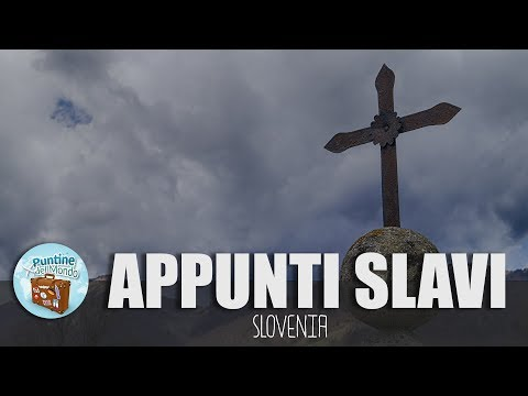 Appunti Slavi - Slovenia