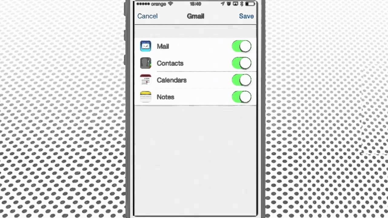 How to Sync Gmail Contacts with iPhone and iPad