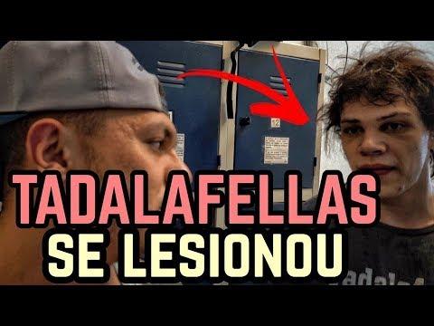 TADALAFELLAS LESIONADO