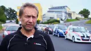 Die Suzuki Driving Xperience (SDX) in Gründau