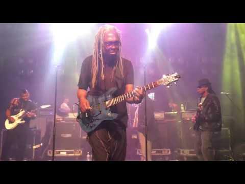 George Clinton Parliament Funkadelic with Blackbyrd McKnight live in San Diego The Observatory 2016