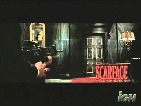 Scarface Original DVD vs. Scarface Platinum DVD