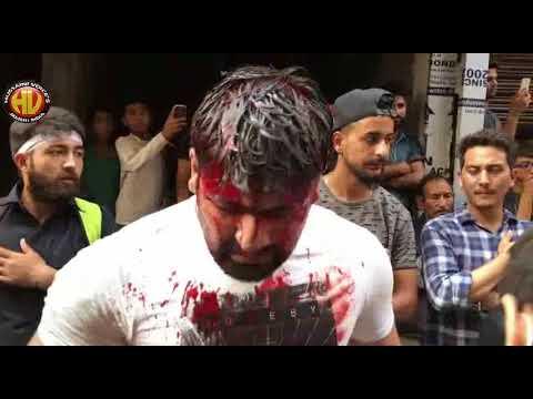 Jammu Ashura| Jammu Muharram 2017|  अशूर  जम्मू  कश्मीर|only on  Hussaini Voices India
